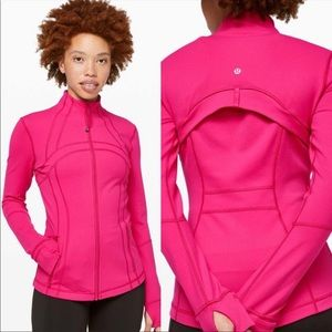 Lululemon Calypso Pink Define Jacket
